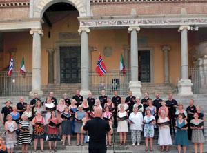 Terracina konsert 2015