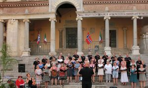 Konsert i Terracina